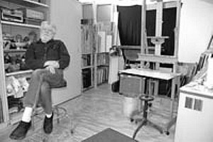 Fonny Davidson in Studio